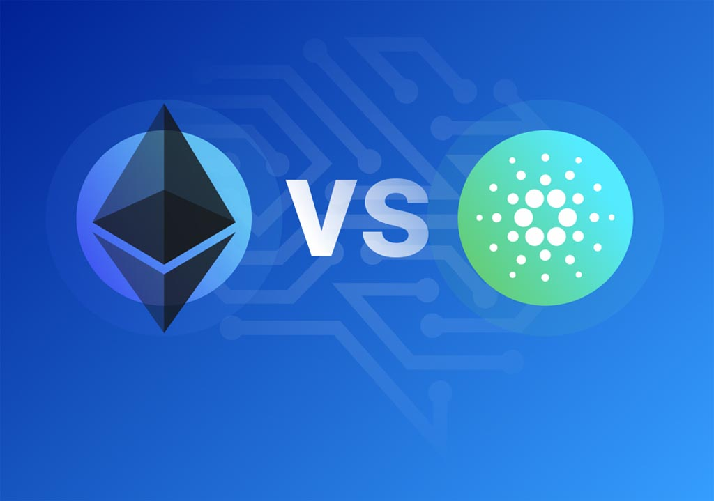 ethereum and cardano