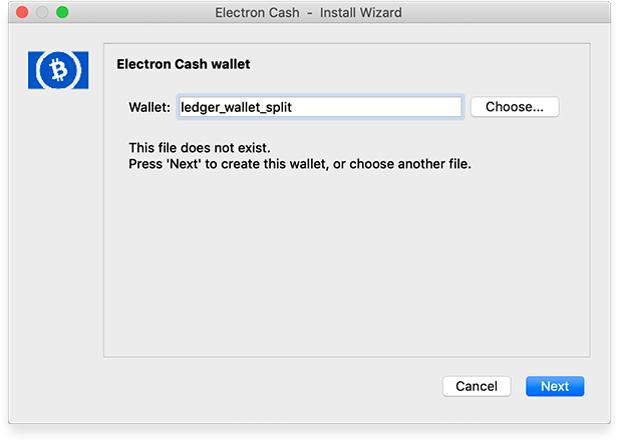 electron cash bitcoin sv5