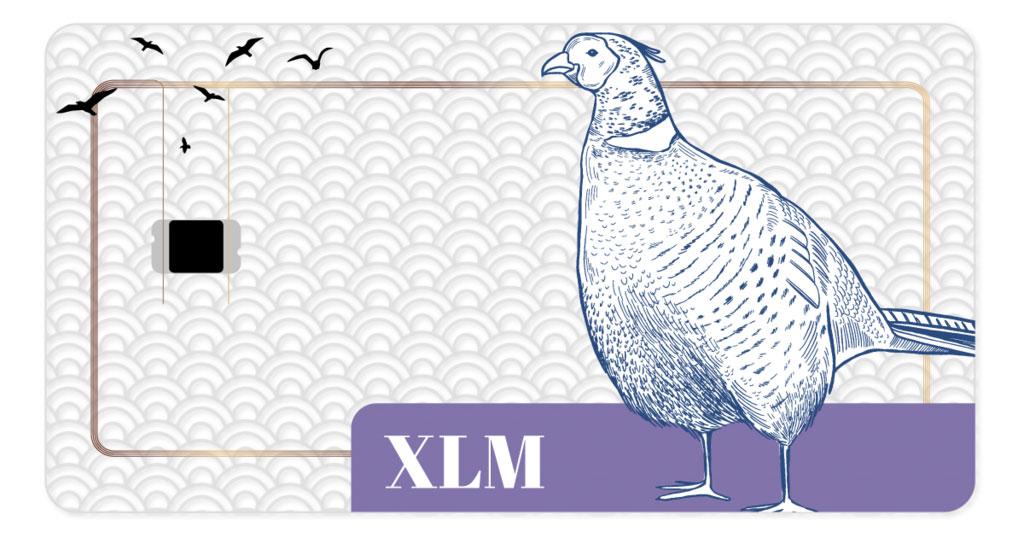 tangem-pheasant-xlm01